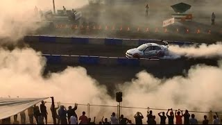 2JZ Antilag BMW E46 Drift - Othman Takreeti - Jordan Drift Championship