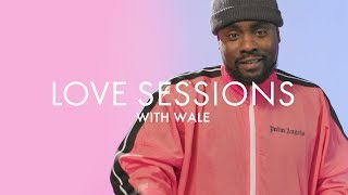 Rapper Wale Gives Fans His Best Advice on Love, Marriage, and Celibacy | Love Sessions | ELLE