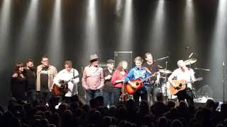Jim Cuddy Band (with Barney Bentall and Oh Susanna) Wash Me Down