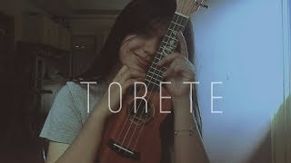 TORETE Ukulele cover - Moonstar 88 (Love you to the stars and back OST)   Charmaine Joyce