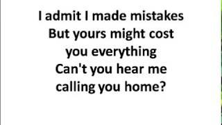 Talking To Myself - Lyrics - Linkin Park