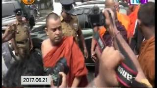 News1st: FR Petition filed by Venerable Gnanasara Thera withdrawn