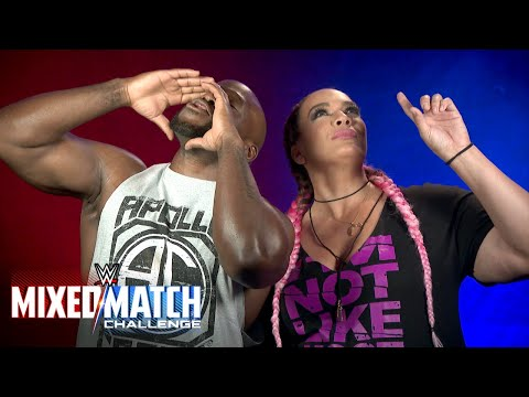 Xxx Mp4 Apollo Crews Nia Jax To Battle For Susan G Komen In WWE Mixed Match Challenge 3gp Sex