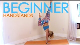 Beginner Handstands with Kino Yoga