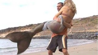 NEW !!! TOP 10 Real MERMAIDS Caught On Tape - Real Proof of MERMAID Existence !!!
