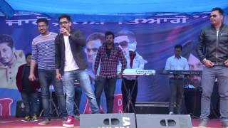 Jassi Gill,    Babbal Rai    ,Prabh Gill,   Kulbir Jhinjer    Live Video    2014