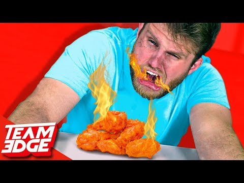 These HOT Wings Will BOIL Your Insides