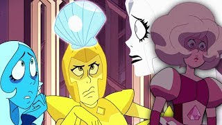Was Pearl Customized for Pink Diamond? (Steven Universe: the Movie Theory/Discussion)