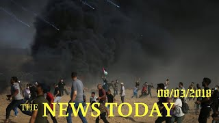 Israeli Troops Kill One Palestinian At Gaza Border Protest, Ceasefire Efforts Continue | News T...