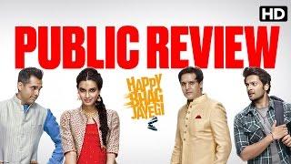 Happy Bhag Jayegi | Public Review | In Cinemas Now