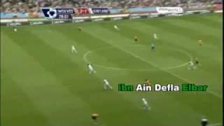 هدف عدلان قديورة في مرمى سندرلاند   الميدان   أخبار كرة القدم الجزائرية