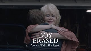BOY ERASED - Official Trailer #2 [HD] - In Select Theaters This Friday