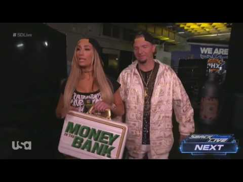 Xxx Mp4 WWE Carmella Entrance July 4th 2017 James Ellsworth Gets Suspended ᴴᴰ 3gp Sex