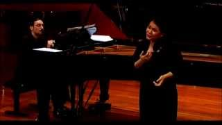 Una voce poco fa - Anna Pardo - ESMRS