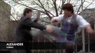 Mr. Nice Guy Jackie Chan (chase scene)