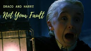Harry Potter and Draco Malfoy I Not Your Fault  (Drarry)