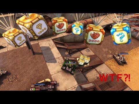 Tanki Online Gold Box Video 15 by O.U.F.A