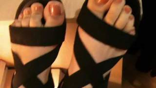 003.MOV Smelly feet