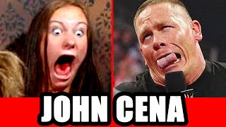 John Cena Prank on Video Chat!