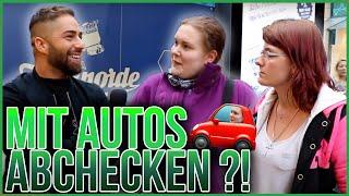 Frauen bekommen durch Autos? Wer hat mehr zusagen Frau oder Mann ?