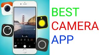 best hd camera app for android 2018