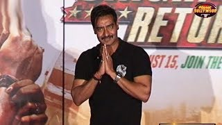 Ajay Devgn Wants To Reprise His