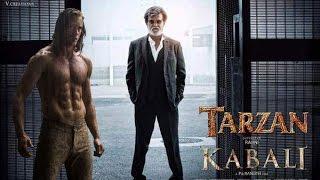 Kabali Tarzan Mashup Trailer (Tamil)