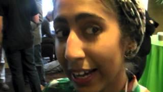 Saudi Arabian Woman Interview On Freedom In America