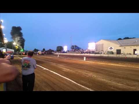 Kinzebaugh Aunt Allis Delaware County Fair 2015