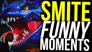NEW CORRUPTED ARENA MAP IS AMAZING! - SMITE FUNNY MOMENTS