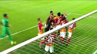 Turkcell Süper Kupa penaltılar   Beşiktaş: 0 - Galatasaray:3