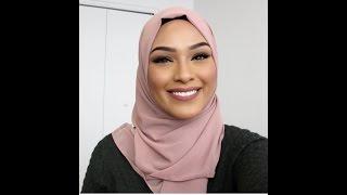 Hijab Tutorial: Classic Style Work Friendly