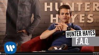 Hunter Hayes Interview (Warner F.A.Q.)
