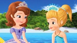 Sofia The First Game - Sofia The first Missing Amulet - Disney Movies Princess Sofia