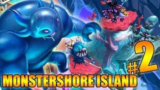 Monster Legends - Isla Monstruosa