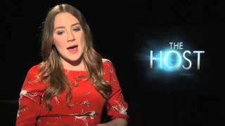 Saoirse Ronan talks The Host - Funny Interview