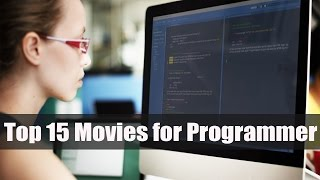 Top 15 Movies For Programmer   Must Watch Movies