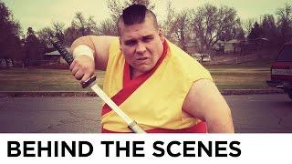 Fruit Ninja in Real Life - Behind the Scenes