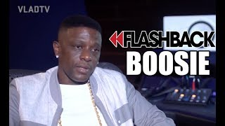 Flashback: Boosie: TV is Making Our Kids Gay, Influencing the Population