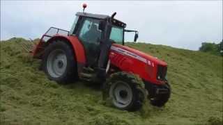 massey ferguson tractors Silage highlights