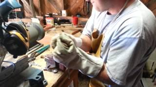 Making knives isn't as easy as it looks