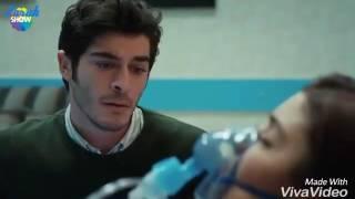 الحب لا يفهم من الكلام الحلقة 26 مشهد  استيقاظ حياة بجانب مراد في المشفى مترجم