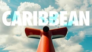 Caribbean // A cruise timelapse film of the tropics