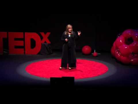 ছবি এবং গল্প শক্তি: TEDxCrestmoorParkED এ Janine Underhill