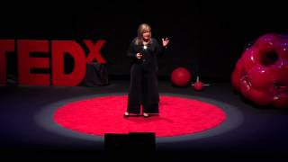 The power of pictures and stories: Janine Underhill at TEDxCrestmoorParkED