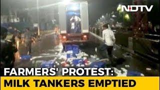 In Maharashtra, Milk Farmers Protest; Supply Badly Hit
