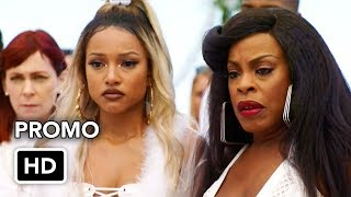 "Claws 1x08 Promo ""Teatro"" (HD)"