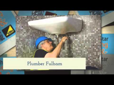 Plumber Fulham - 1HR Response - No Hidden Charge