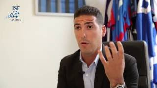 ISF Sports Interview Thibaut URIEN 12 septembre 2016