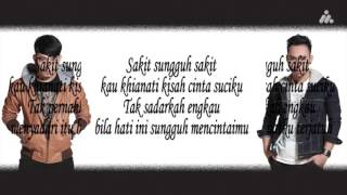 Ilir7 - Sakit Sungguh Sakit (Official Lyrics Video)